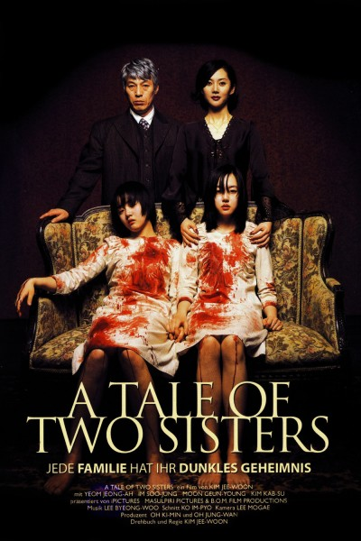 A Tale of Two Sisters movie cover / DVD poster