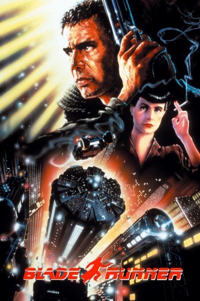 Blade Runner movie cover / DVD poster