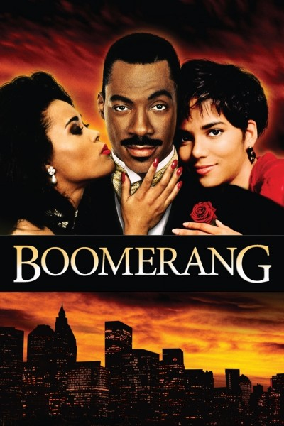 Boomerang movie cover / DVD poster