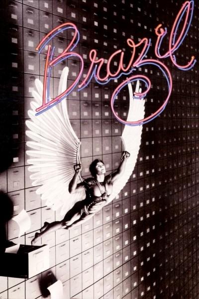 Brazil movie cover / DVD poster