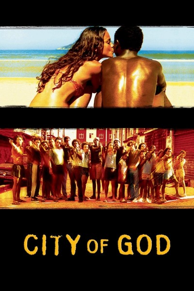 City of God movie cover / DVD poster