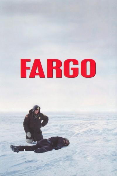 Fargo movie cover / DVD poster