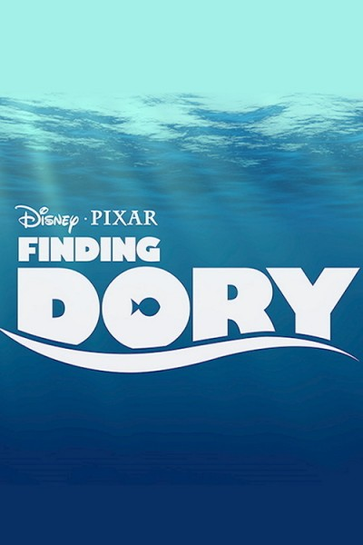 Finding Dory movie cover / DVD poster
