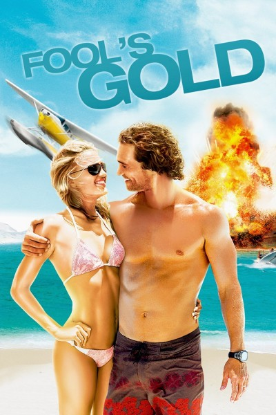 Fool's Gold movie cover / DVD poster
