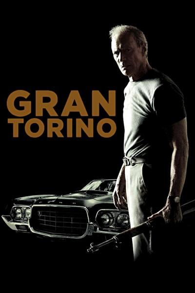 Gran Torino movie cover / DVD poster