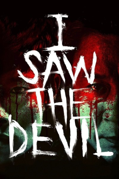 I Saw the Devil movie cover / DVD poster