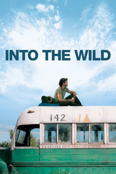 Into the Wild movie cover / DVD poster