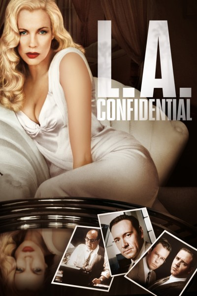 L.A. Confidential movie cover / DVD poster