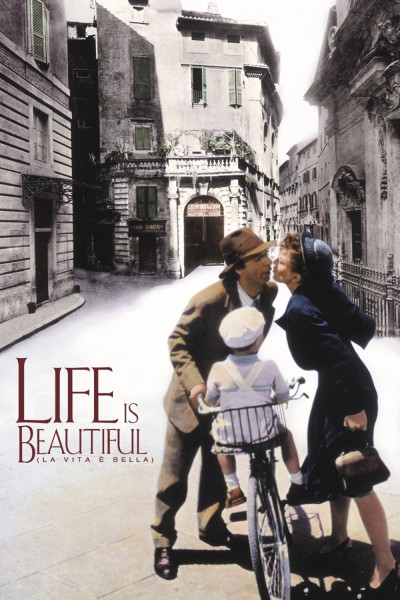 Life Is Beautiful movie cover / DVD poster