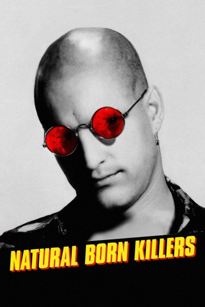 Natural Born Killers movie cover / DVD poster
