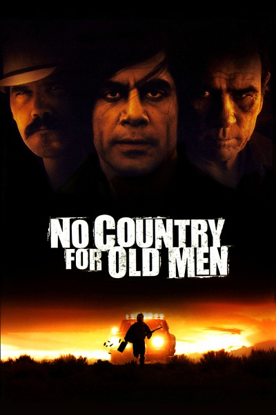 No Country for Old Men movie cover / DVD poster