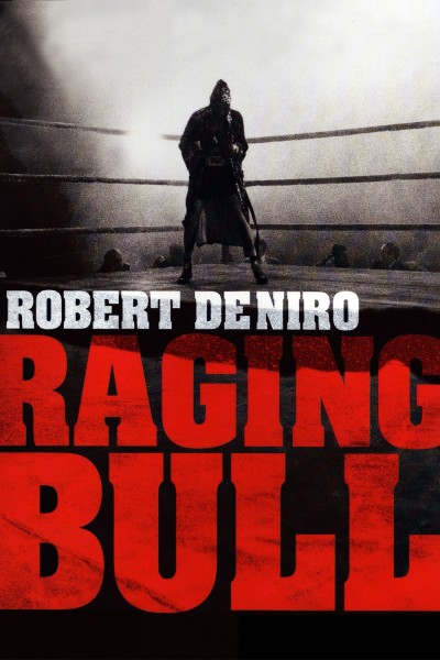 Raging Bull movie cover / DVD poster