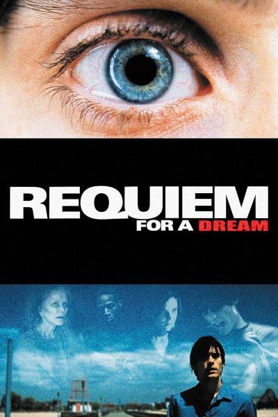 Requiem for a Dream movie cover / DVD poster