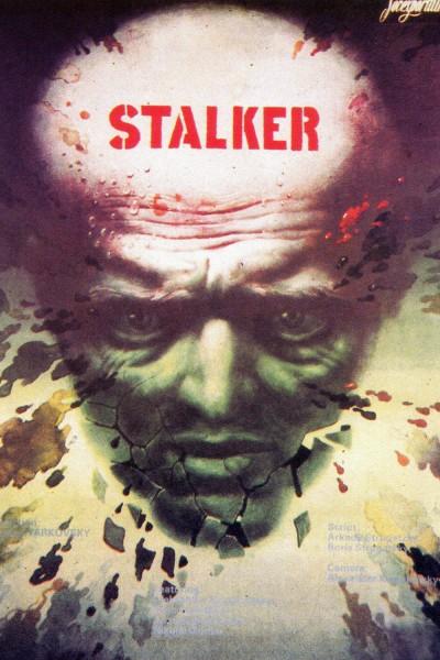 Stalker movie cover / DVD poster