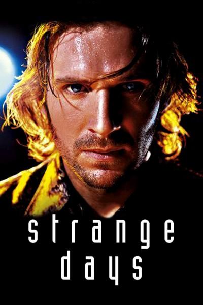 Strange Days movie cover / DVD poster