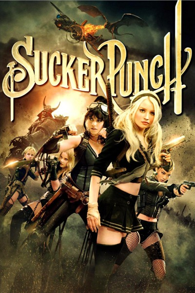 Sucker Punch movie cover / DVD poster