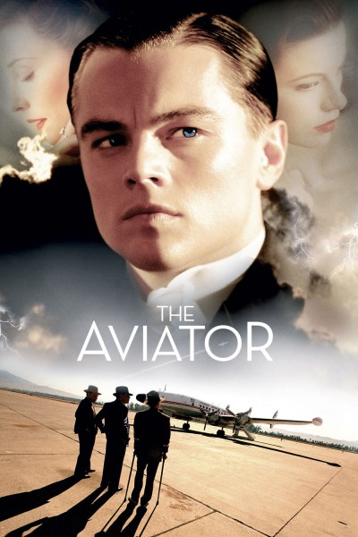 The Aviator movie cover / DVD poster