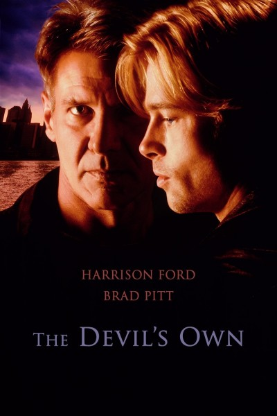 The Devil's Own movie cover / DVD poster