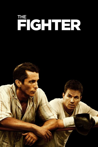 The Fighter movie cover / DVD poster