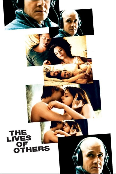 The Lives of Others movie cover / DVD poster