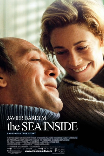 The Sea Inside movie cover / DVD poster