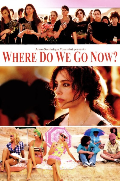 Where Do We Go Now? movie cover / DVD poster